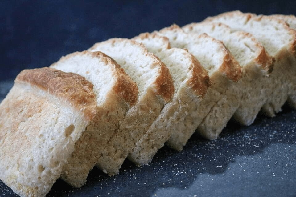 Final easy homemade bread