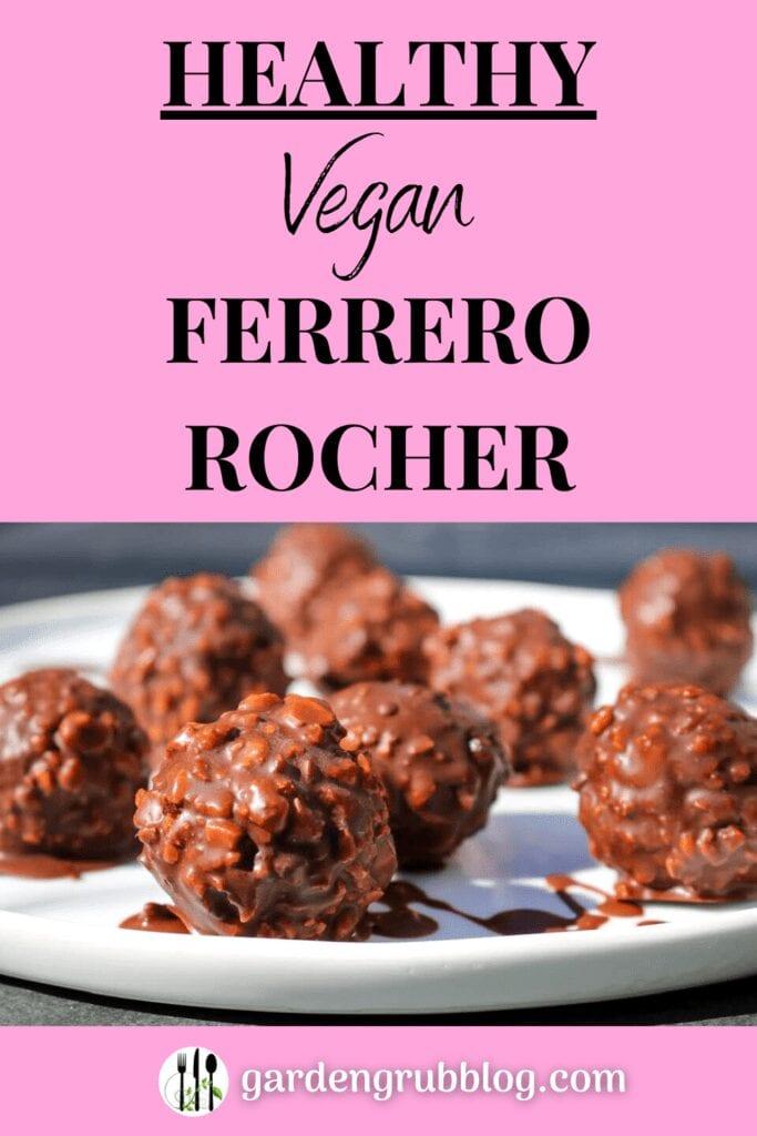 Ferrero Rocher pin for Pinterest!
