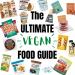 The ultimate vegan food guide!