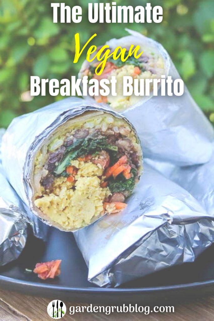 Burrito pin for Pinterest!