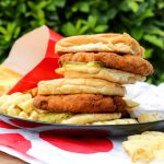 Vegan Chick-Fil-A sandwiches
