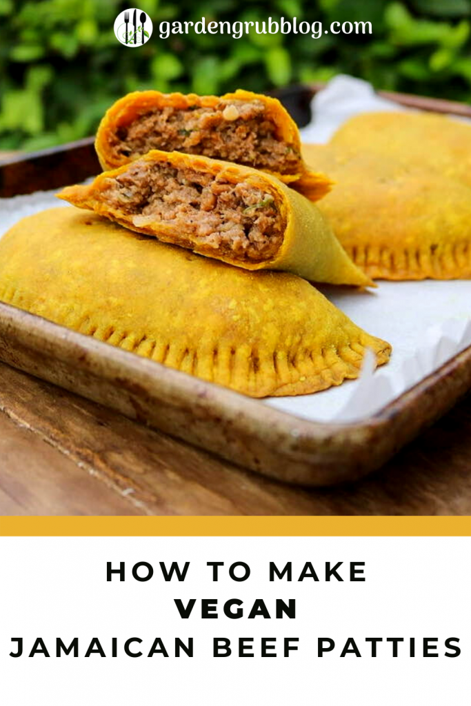 Jamaican patty pin for Pinterest!